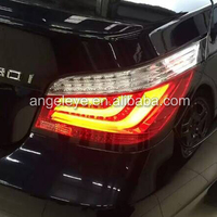 For BMW E60 5 Series 520i 523i 525i 528i 530i LED Tail Lamp red white Color 2003 to 2009 year JX
