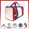 Useful Cricket Duffle Bag Red, Blue & White Mens Sport Holdall/Duffle/Gym Bag