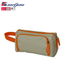 PVC handle mens travel cosmetic bag(PK-10999)