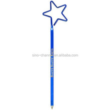 Hotsale fahional custom novelty Large Star Pen
