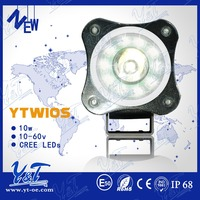 2014 High-performance 4X4 offroad 10W led driving DRL motorcycle 7 inch headlights for used cars auction in japan