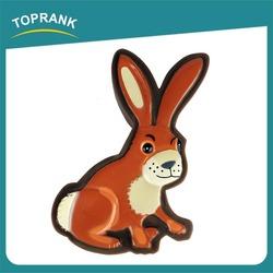 Professional Manufacturer Easy Clean Vinyl Rabbit Dog Toy Pets Walking Dog Toy For Kids