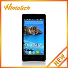 cheap big screen android phone 3G 1900 smart phone quad core