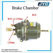 Truck brake system For brake air cab chamber