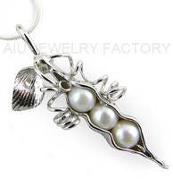 Quality best sell charms necklace clip pendant
