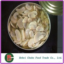 Canned Mushroom Slices, Pieces and Stems