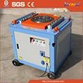 Gw40 série CNC automático controle de construção de aço elétrica bar bender