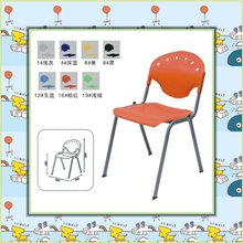 high quality single plastic chair