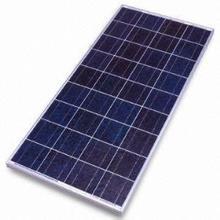 best price per wat 130Watt photovoltaic energy generator panel/cell manufactures