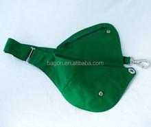 Newest strap adjustable fashion hip bag/canvas hip bag