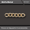 Fashion high quality copper iridium metal chain suppliers_MaYa Metal