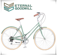 High Quality 700C Aluminum Alloy Frame fixie bicycle GB 3061
