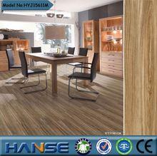 Hyj15611m barato de madera azulejo de suelo 600 x 600
