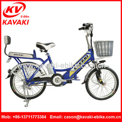 China E-bike Supplier Direct Sales Blue Body Hidden Battery Tricycle Electric Cargo Bike