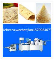 highly efficient industrial flat bread making machine