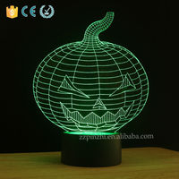 NL3 Pumpkin lantern usb lamps for laptops with factory price