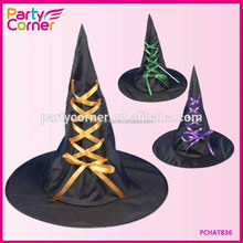 Witch Hat With Ribbon