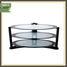 Corner Shelf Moving TV Stand RM015