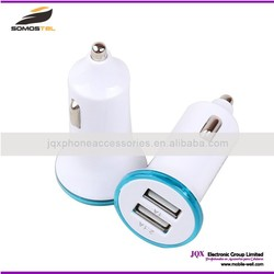 [Somostel] 5v 4600mA USB power travel mobile car charger for iPhone and other smart phone