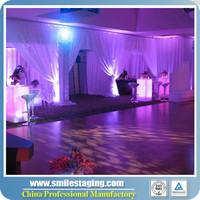 pipe and drape wedding backdrop pipe drape for sell chuppah ceiling drape fabric
