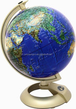 20cm Arched Light Globe with hollow base(Satellite Edition)