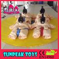 Sp-1213 baratos inflables niños trajes de sumo