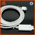 1080p conector para base dock hdmi adaptador para ipad