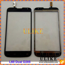 Original New Touch Digitizer Screen For LG L65 Dual D285 touch