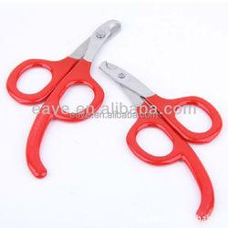 NC006 Economic Pet Nail Scissors Cut Llong-legged Cat Clippers Puppy