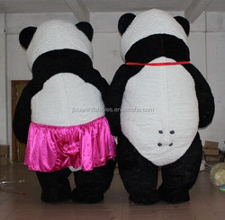 2015 Hot sale !! Inflatable Animals- inflatable panda, inflatable red panda
