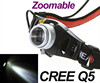 rechargeable LED headlight for hunting,camping,emergency
