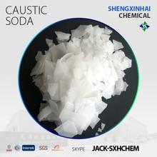 Caustic soda Flakes 99% /Textile /Soap making Sodium Hydroxide plant 99% min (SGS BV CIQ ITS)