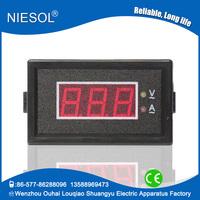 85 series high quality analog voltmeter 72