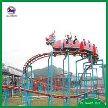 indoor roller coasters for kids sliding dragon roller coaster