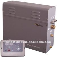 small steam powered generator KL4000 with time and temperature control