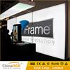 Outdoor Aluminum LED Frameless Fabric Advertising Display Light Box