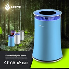 New Coming air cleaner with air sensor , smell remover