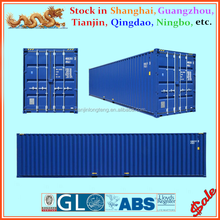 6m,12m Length (feet) and ISO Certification Steel Cargo Containers for Sale