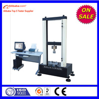 To import instrument experiments of universal testing machine for concrete trials
