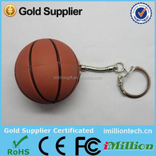 2014 new product wholesale basketball usb stick free samples made in china