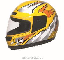 lower price women type helmet for motorcycle full face casco