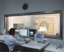 medical ct room protective radiation x-ray lead glass ct room