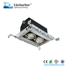 Low profit LED New Construction Recessed Downlighting