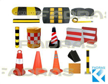 Saudia Arabic Road Traffic / Roadway Safety Products