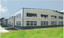 Prefab light garage steel structure buildings for sale