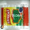 Printed pp woven rice bag for packing 50kg