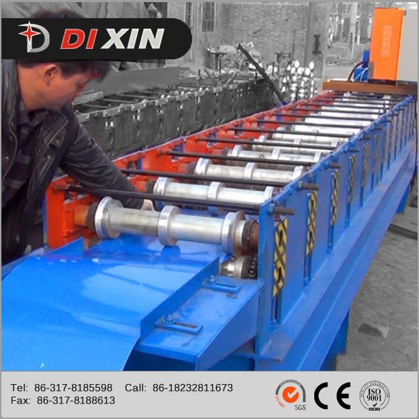 Botou China  City new picture : Ridge Cap Tile Cold Roll Forming Machine Making Machine China Botou ...