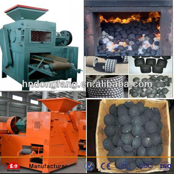 ISO/CE onaylı kuru toz topu pres makinası/makine basarak kömür topu/kömür tozu briketleme makinesi