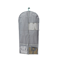 2015 hot selling fabric garment cover suit bag suit cover bag