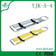 YJK-A-4 back board scoop stretcher with safe belts for sale